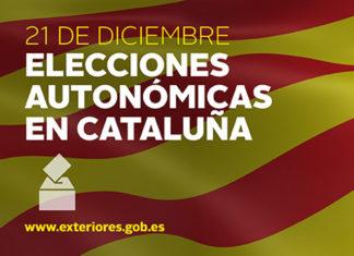Elecciones autonómicas en Cataluña 21D