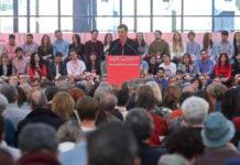 Escuela buen gobierno PSOE 2018. FOTO: EFE