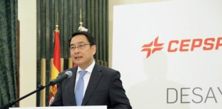 Lyu Fan, embajador de China en los desayunos informativos de Executive Fórum