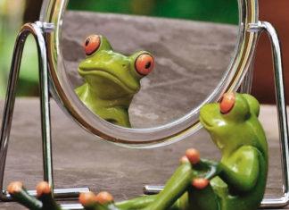 Espejo: ¿soy yo el más guapo?