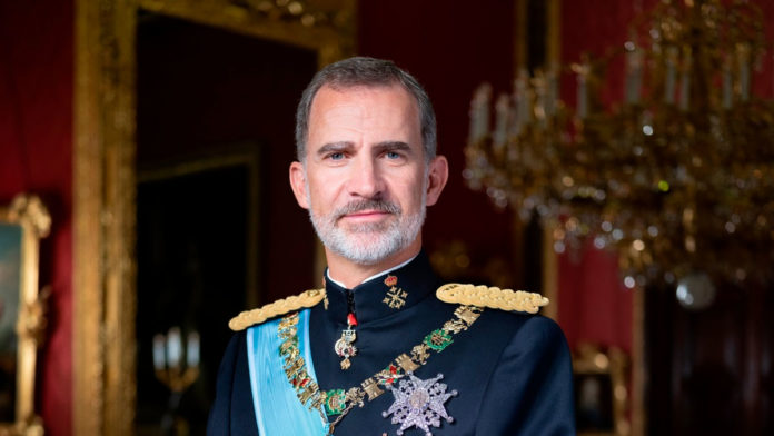 ¿Rey o Jefe de Estado?