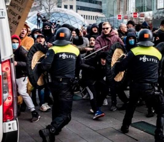 Infierno en Países Bajos