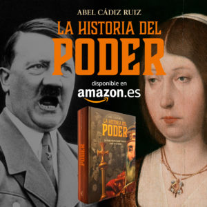 La historia del poder disponible en Amazon